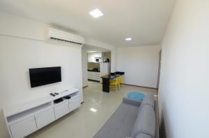 Excelentes Apartamentos Ponta Verde, Apartmány  Maceió - big - 10