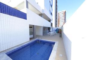 Excelentes Apartamentos Ponta Verde, Apartmány  Maceió - big - 40
