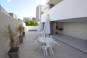 Excelentes Apartamentos Ponta Verde, Apartmány  Maceió - big - 41