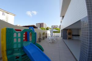 Excelentes Apartamentos Ponta Verde, Apartmány  Maceió - big - 42