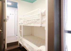 Bed in a 4 beds mixed ensuite room