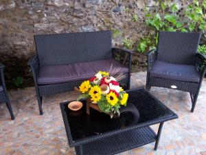 Etma, Bed & Breakfasts  Sant'Alfio - big - 58