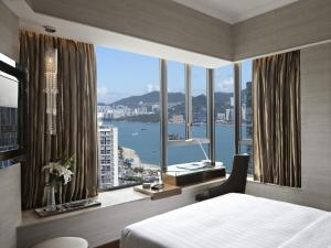 Dorsett Kwun Tong, Hong Kong, Szállodák  Hongkong - big - 25