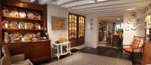 B&B Huyze Elimonica, Bed and Breakfasts  Ostende - big - 30