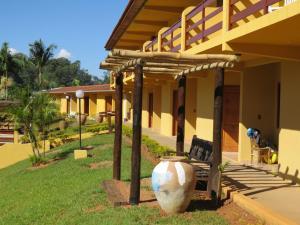 Hotel Fazenda Saint Nicolas, Farmy  Águas de Lindóia - big - 2