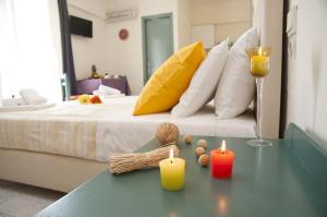 SelenaView Apartments, Апартаменты  Малиа - big - 12