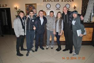 Globus Hotel, Hotels  Ternopil' - big - 138