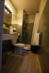 Hotel de la Placette Barcelonnette, Hotels  Barcelonnette - big - 74