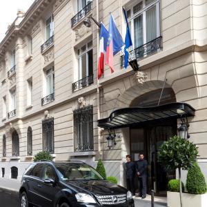 Majestic Hotel Spa, Szállodák  Párizs - big - 67
