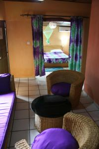 Hotel Napoleon Lagune, Hotely  Lomé - big - 6