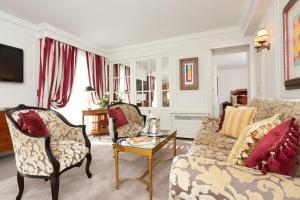 Majestic Hotel Spa, Szállodák  Párizs - big - 66