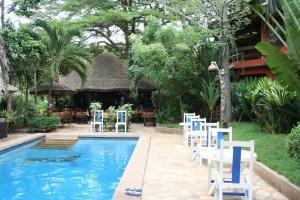 Hotel Napoleon Lagune, Hotely  Lomé - big - 26