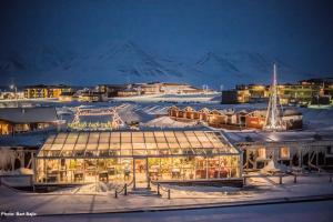 Mary-Ann's Polarrigg, Guest houses  Longyearbyen - big - 25