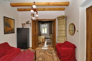 Penzion Antonea, Guest houses  Čistá u Horek - big - 10