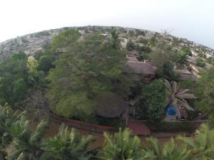 Hotel Napoleon Lagune, Szállodák  Lomé - big - 103