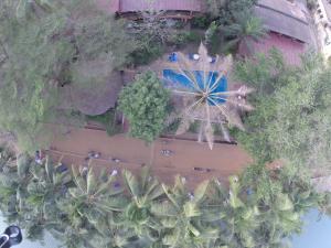 Hotel Napoleon Lagune, Szállodák  Lomé - big - 102