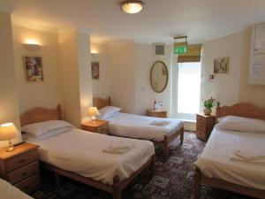 Abingdon Guest Lodge, Economy-Hotels  Ryde - big - 22