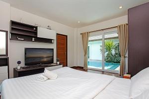 Rossawan Pool Villa, Виллы  Банг-Ламунг - big - 3