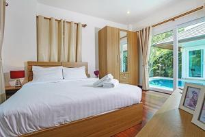 Rossawan Pool Villa, Виллы  Банг-Ламунг - big - 2