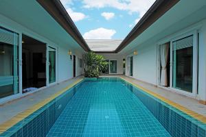 Rossawan Pool Villa, Виллы  Банг-Ламунг - big - 11