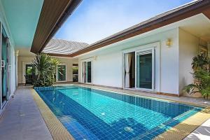 Rossawan Pool Villa, Виллы  Банг-Ламунг - big - 1