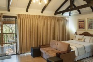 Chalet mit 1 Schlafzimmer und Whirlpool