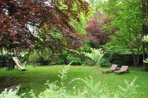 B&B Le Bois Dormant, Bed & Breakfast  Spa - big - 36