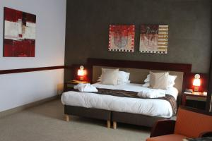 Alliance Lille - Couvent Des Minimes, Hotels  Lille - big - 16