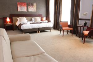 Alliance Lille - Couvent Des Minimes, Hotely  Lille - big - 42