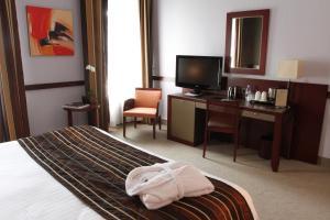 Alliance Lille - Couvent Des Minimes, Hotels  Lille - big - 17