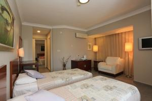 Summer Hotel, Hotels  Akyaka - big - 6