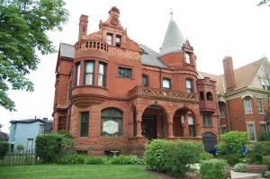 Schuster Mansion Bed and Breakfast