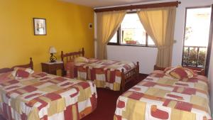 Alojamiento Soledad, Bed and breakfasts  Huaraz - big - 15