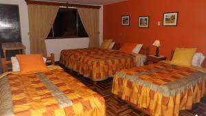 Alojamiento Soledad, Bed and breakfasts  Huaraz - big - 5