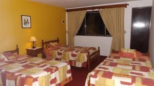 Alojamiento Soledad, Bed and breakfasts  Huaraz - big - 17