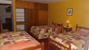 Alojamiento Soledad, Bed and breakfasts  Huaraz - big - 7