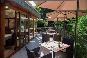 Restaurant Niedmühle Land & Genuss Hotel, Hotel  Rehlingen-Siersburg - big - 41
