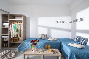 Vergina Studios & Apartments, Апартаменты  Малиа - big - 27