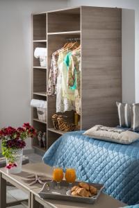Vergina Studios & Apartments, Апартаменты  Малиа - big - 4