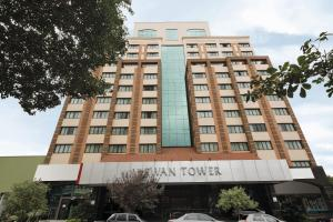 Swan Tower Caxias do Sul, Hotely  Caxias do Sul - big - 21
