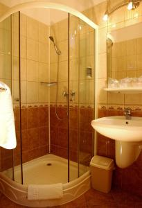 Hotel Manzard Panzio, Bed & Breakfast  Budapest - big - 37