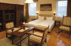 Hotel Manzard Panzio, Bed & Breakfast  Budapest - big - 32