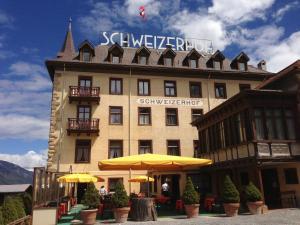 Hotel Schweizerhof Sta Maria, Отели  Санта-Мария-Валь-Мюстаир - big - 19