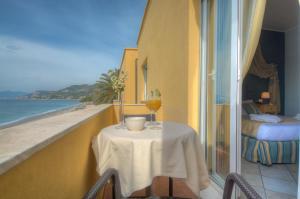 Hotel Albatros, Hotel  Varigotti - big - 40