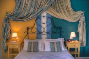 Hotel Albatros, Hotel  Varigotti - big - 62