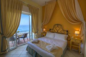 Hotel Albatros, Hotel  Varigotti - big - 48