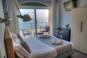 Hotel Albatros, Hotel  Varigotti - big - 21