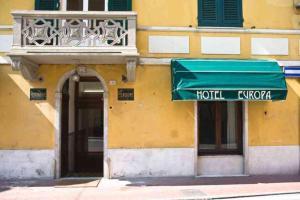 Hotel Europa, Hotels  Levanto - big - 37