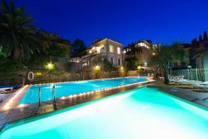Hotel Villa Igea, Отели  Диано-Марина - big - 50