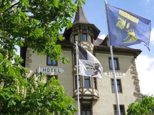 Hotel Schweizerhof Sta Maria